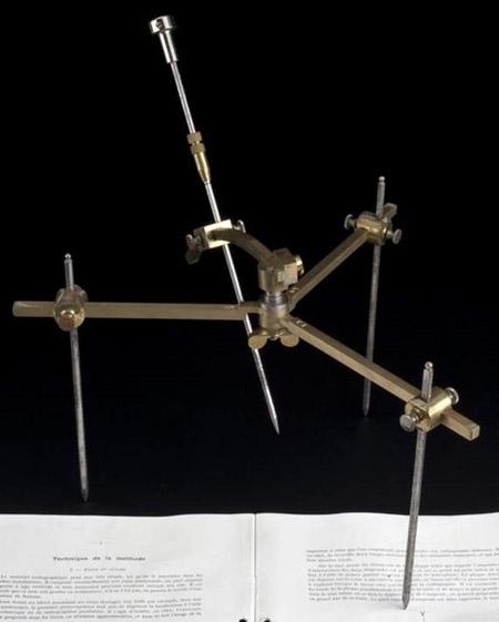 Hirtz compass vintage surgical tool