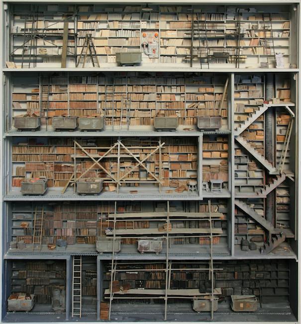 Demented dollhouses of Marc Giai-Miniet
