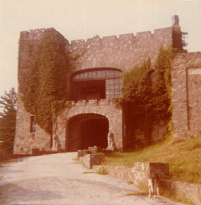 Seely's Castle, also known as Overlook Mansion