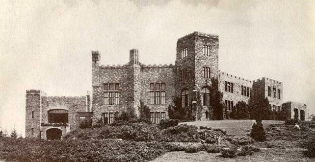 Seely Overlook castle 1920