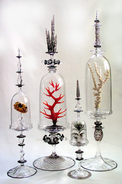 Andy Paiko bell jars