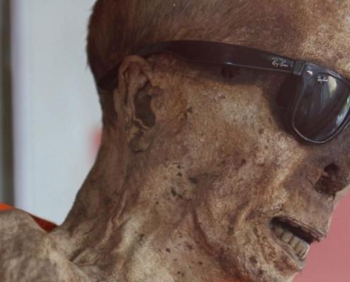 The Mummified Monk of Koh Samui in Thailand