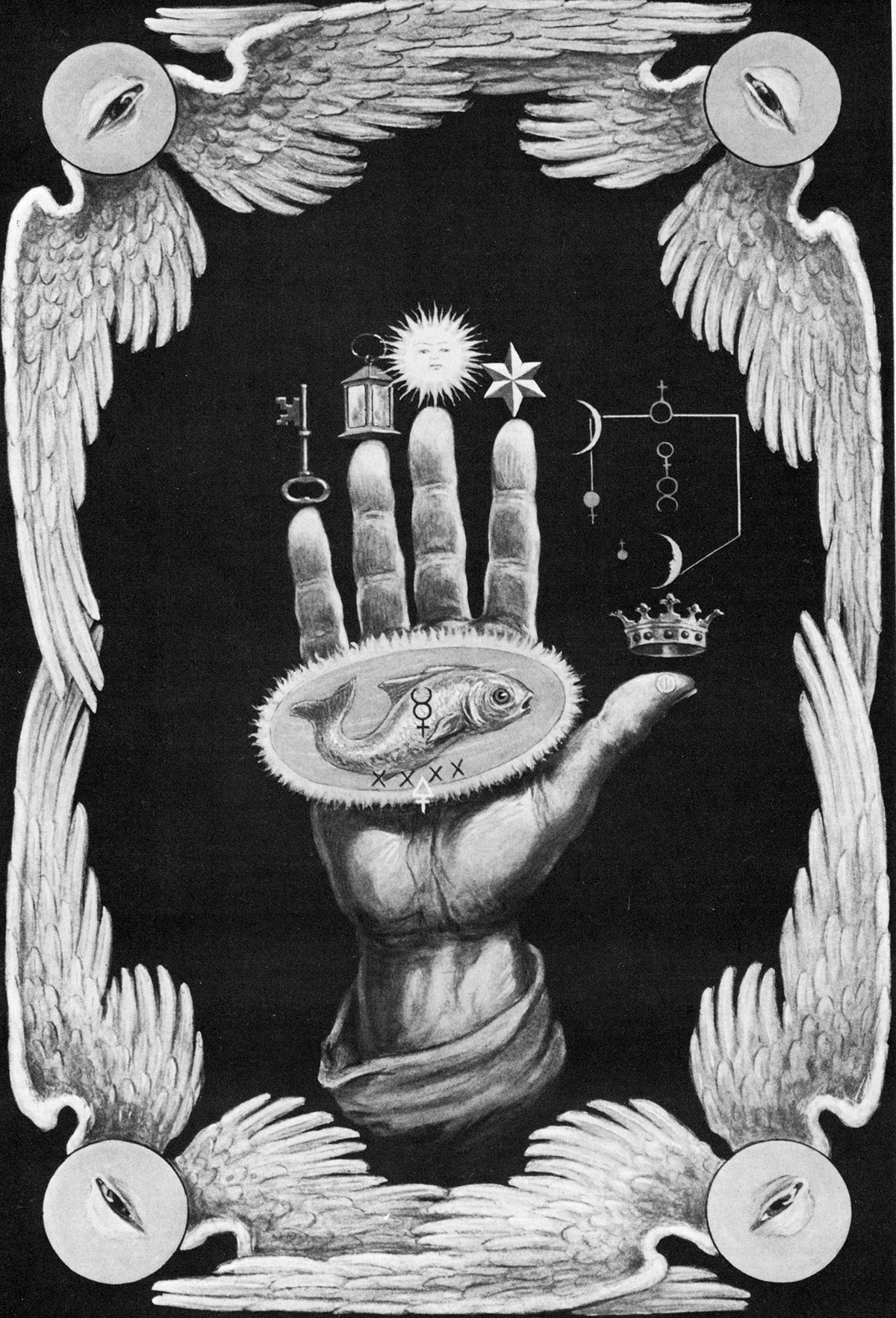 Hand of the mysteries alchemy symbol of transformation hand of the mysteries buycottarizona Choice Image