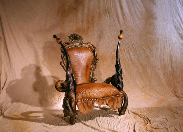 Michel Haillard furniture