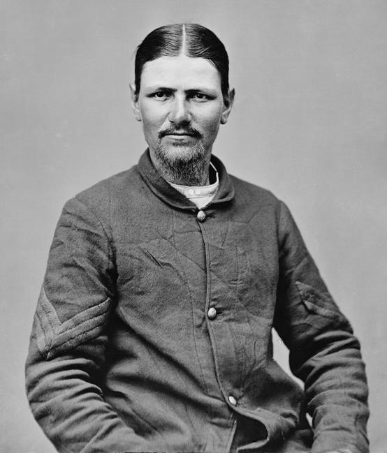 Boston Corbett - John Wilkes Booth killer