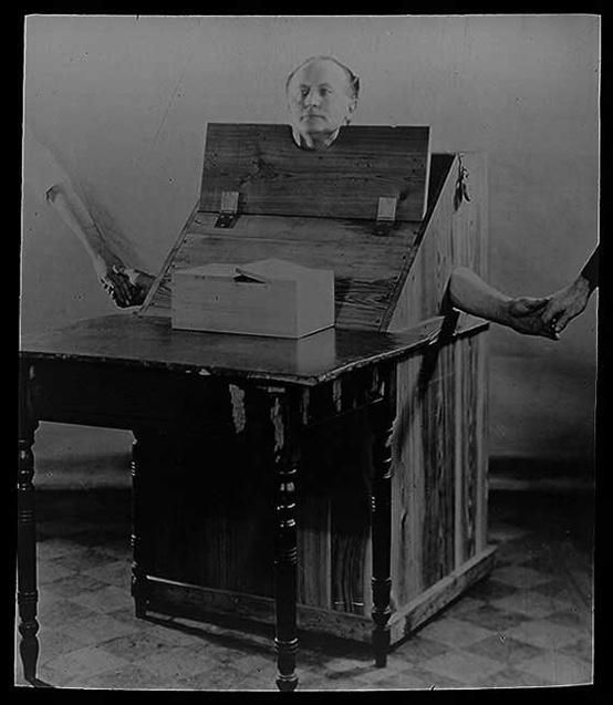Houdini 1924