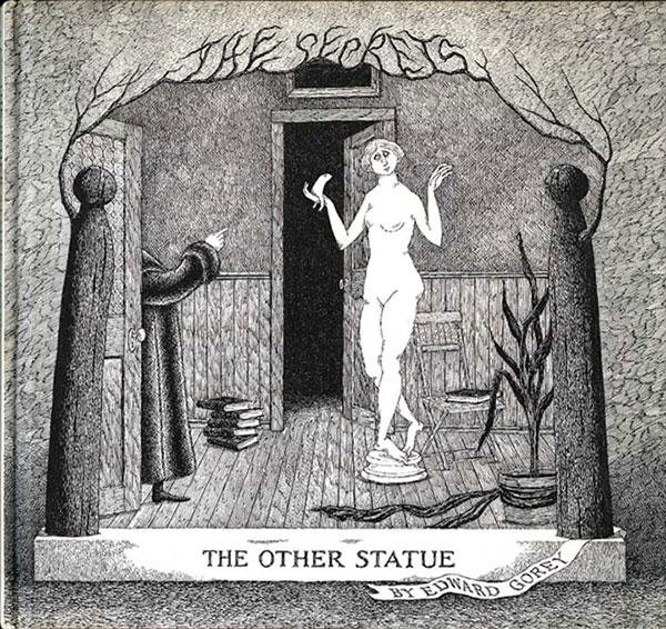 Edward Gorey - Other Statue