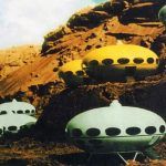 Futuro House UFO homes