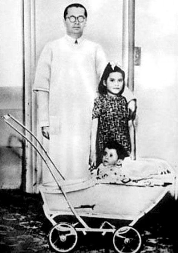 Lina Medina, the youngest mom ever gave birth at 5 years old