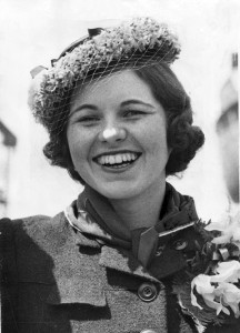 Rosemary Kennedy's lobotomy in 1941 left her permanently incapacitated