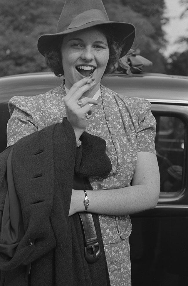 Rosemary Kennedy before the lobotomy