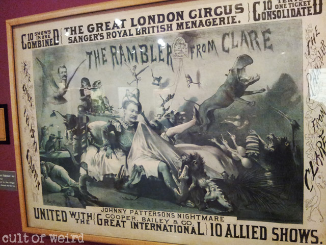 Great London Circus poster