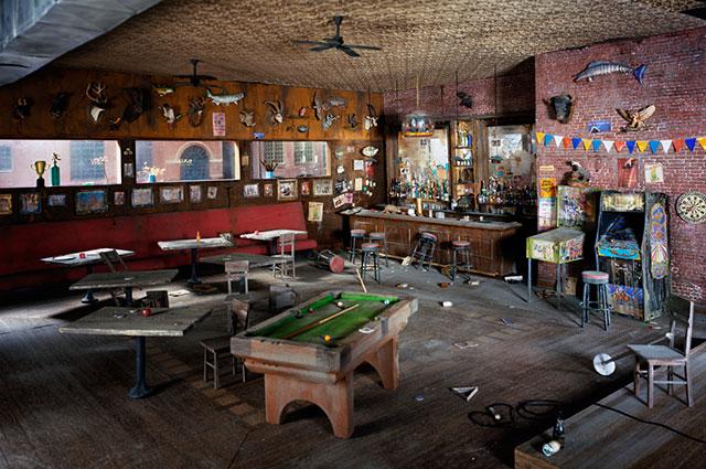 Bar by Lori Nix