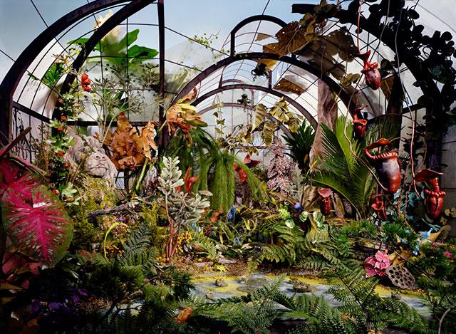 Botanic Gardens by Lori Nix