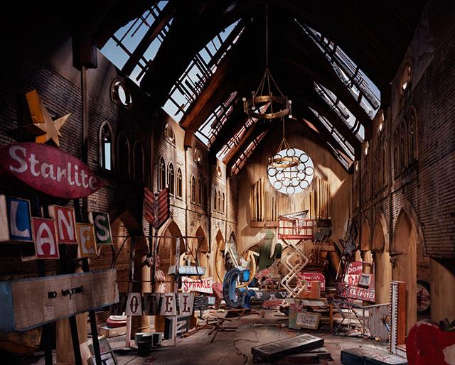 Church by Lori Nix