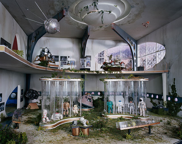 Space Center by Lori Nix
