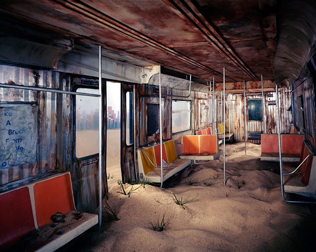 Subway by Lori Nix