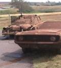 oklahoma-foss-lake-cars-bodies