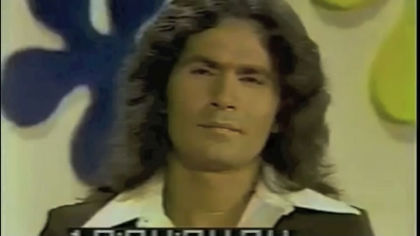 Serial killer Rodney Alcala on The Dating Game in 1978