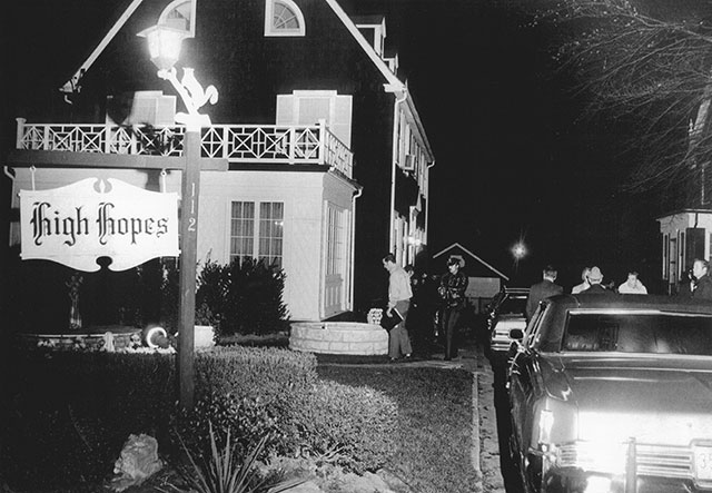 The real Amityville Horror house, crime scene of the DeFeo murders