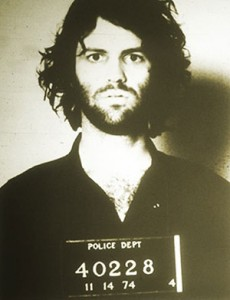 The real Amityville horror: Mugshot of Ronald DeFeo, Jr.