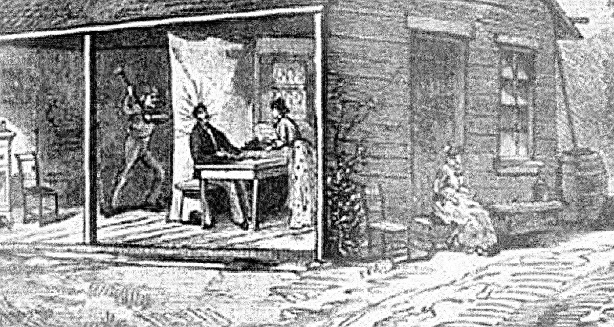 The Bloody Benders, America's first serial killer family