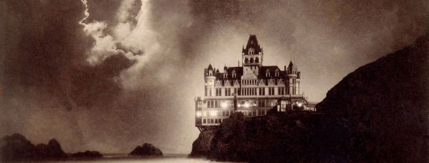 Grand Victorian Cliff House in San Francisco, 1896