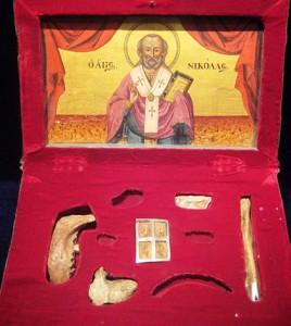 Bones of Saint Nicholas