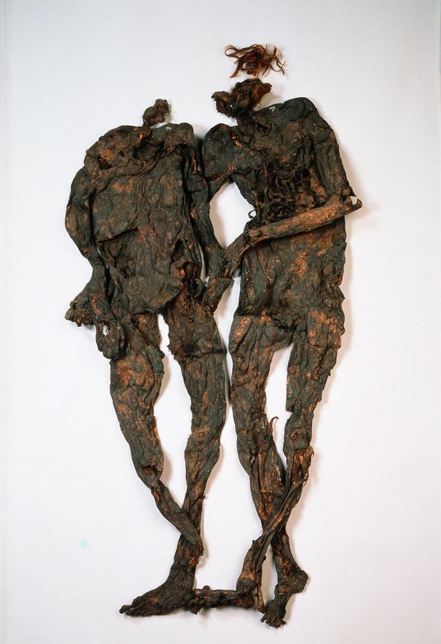 Weerdinge men bog bodies discovered in 1904