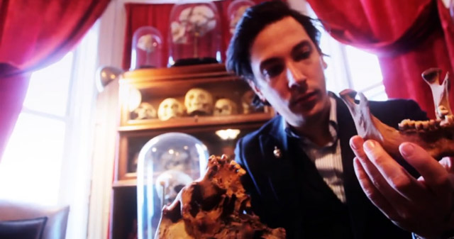 The exploded skulls, skeletal articulations and medical preparations of Oddities star Ryan Matthew Cohn