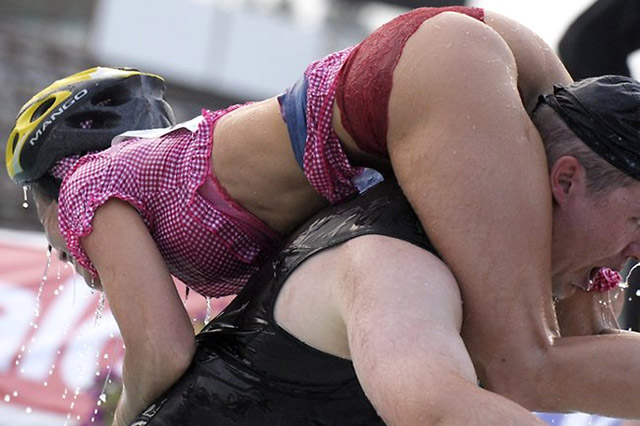 Wife-Carrying World Championship