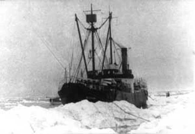 The SS Baychimo, the mysterious ghost ship of Alaska
