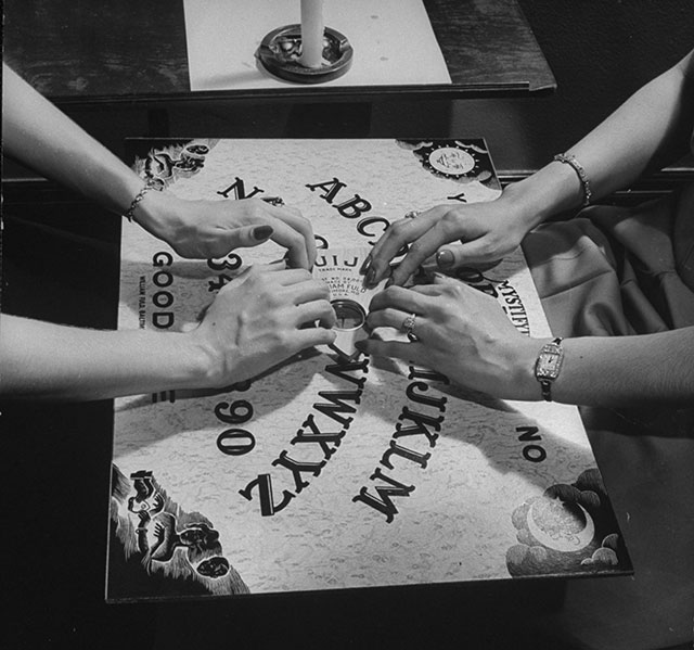 The strange history of the Ouija Board