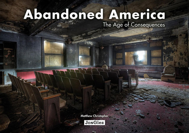 Abandoned America book by Matthew Christopher