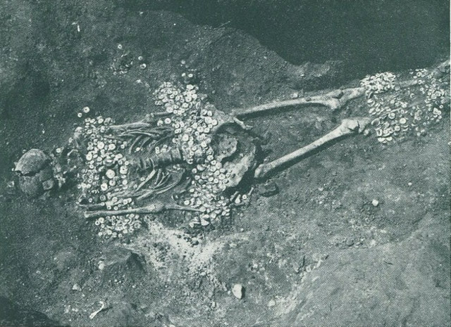 Aztalan Princess skeleton found in Wisconsin burial mound