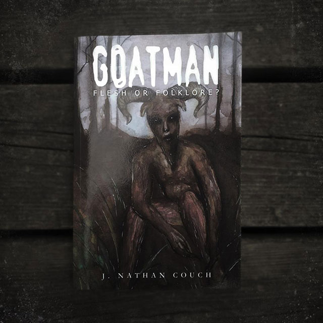 Goatman: Flesh or Folklore? Best cryptozoology book of 2014