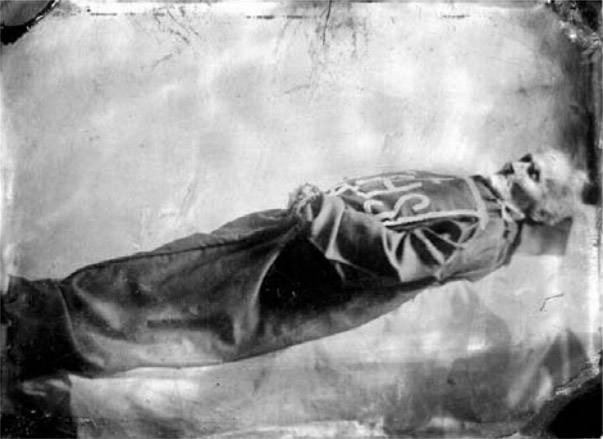 Incorrupt body of Father Ambrose Oschwald