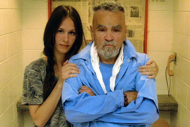 Charles Manson's fiance Afton Elaine Burton just wanted to marry him for his corpse