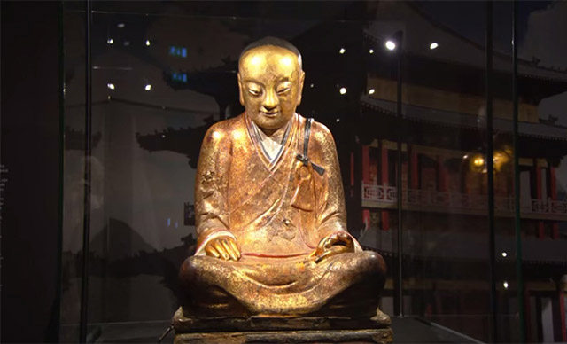 1,000-year-old Buddha statue contains the mummified remains of a Chinese monk