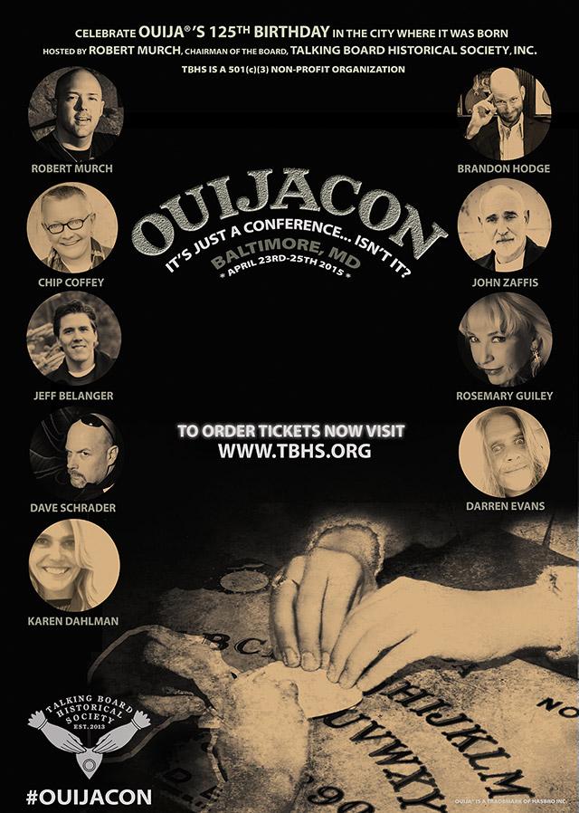 OuijaCon 2015