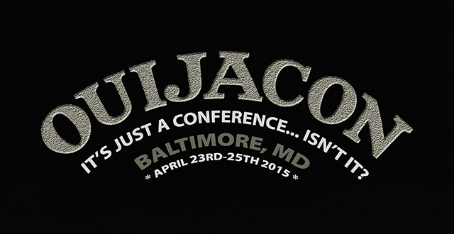 OuijaCon 2015 in Baltimore presented by the Talking Board Historical Society