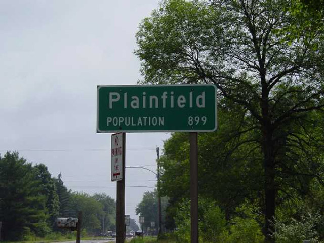 Plainfield Wisconsin
