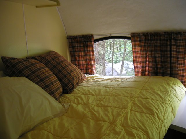 Wisconsin Futuro house bedroom