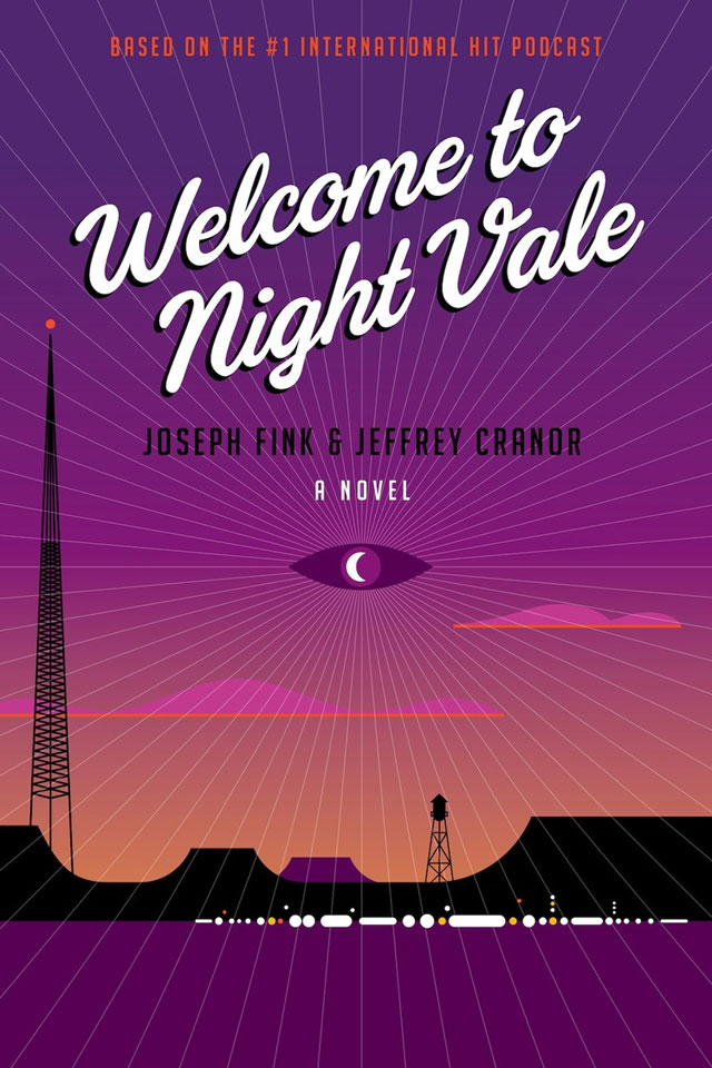 Welcome to Night Vale the novel