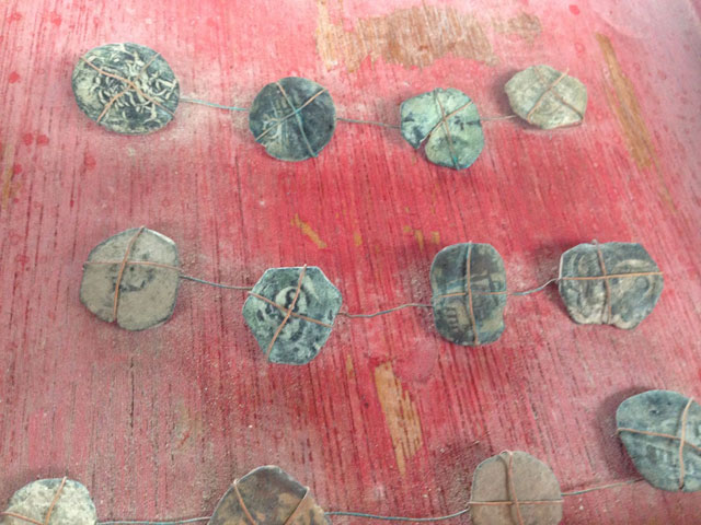 Coins found in attic may be treasure of Jose Gaspar