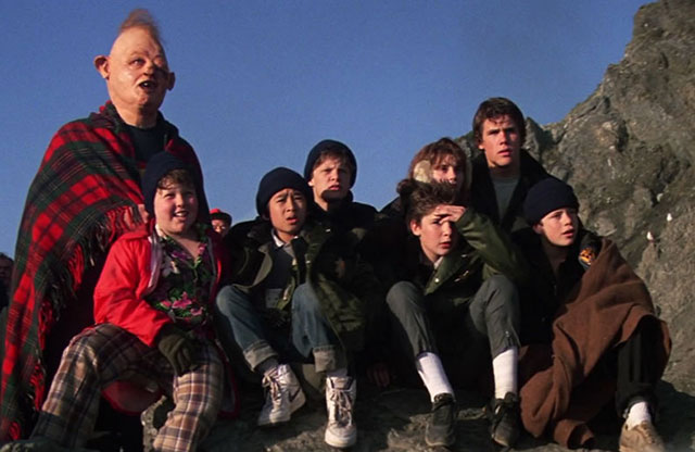 Celebrate The Goonies 30th anniversary in Astoria, Oregon where it was filmed.