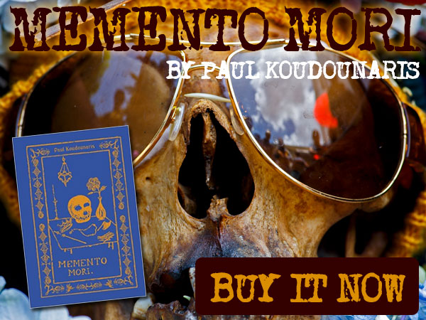 Memento Mori by Paul Koudounaris