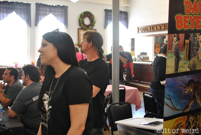 Cult of Weird at the Milwaukee Paranormal Conference