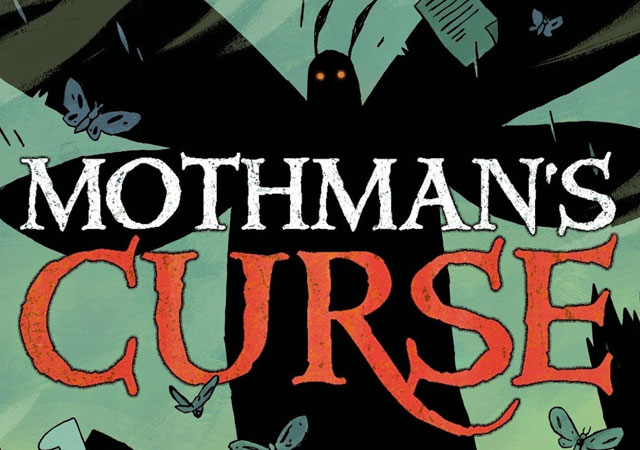 Mothman's Curse book by Christine Hayes