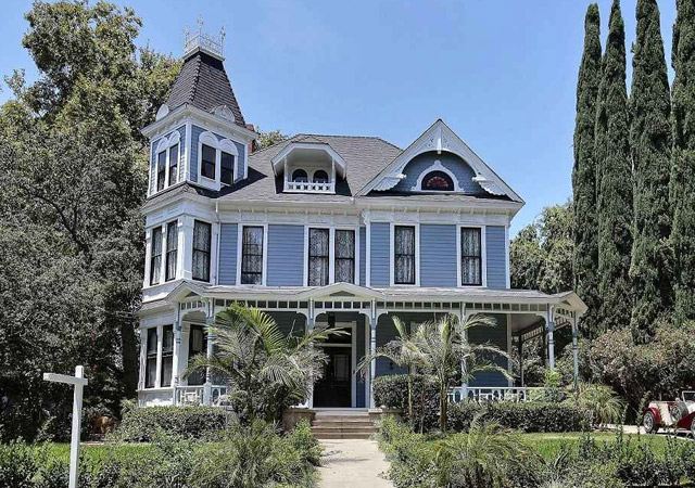House from the 1986 horror movie starring William Katt for sale in Monrovia, CA